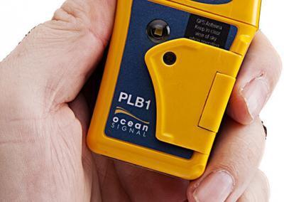 PLB1 in de hand