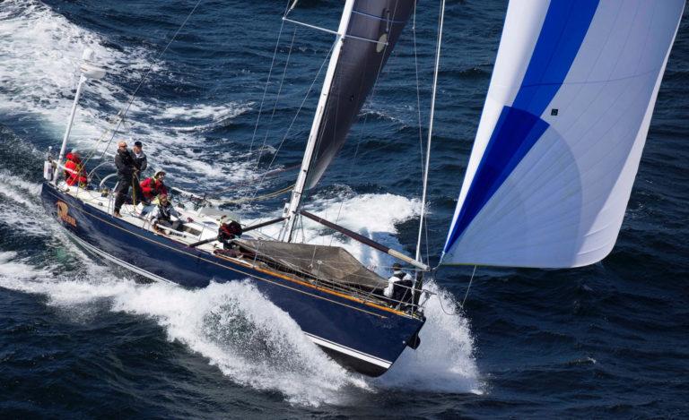rescueMe MOB1 snelle redding jachtracer door bemanning
