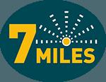 EDF1 zeven mijl bereik